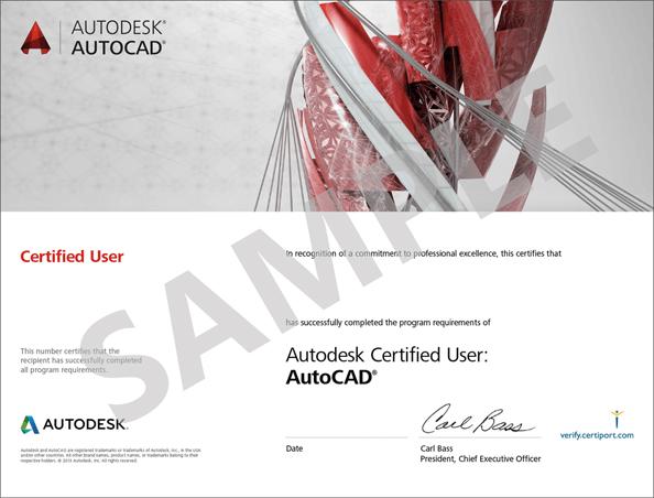 MDszkolenia.pl_ACU_Certyfikat_AUTODESK_User_Certification_Certified