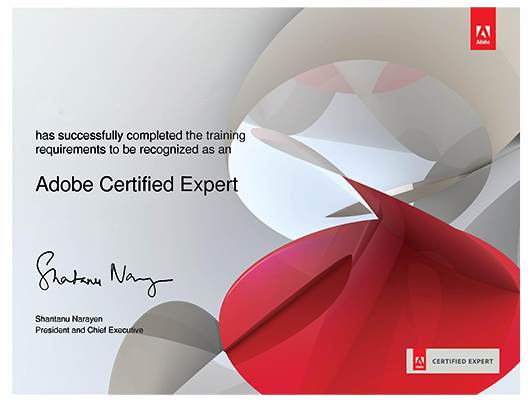 MDszkolenia.pl_Certyfikat_ACA_Adobe_Certified_Associate